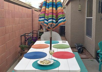 After patio table accessoriesRT