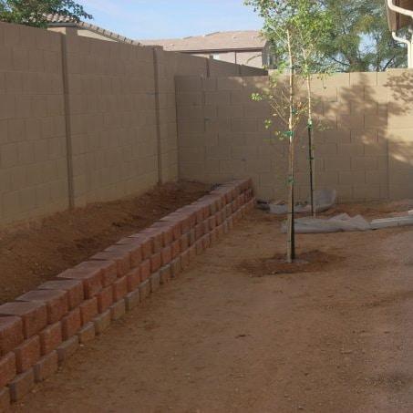 side yard(450)