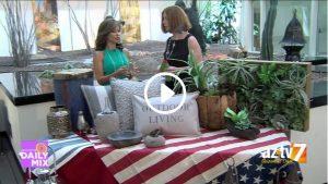 AZ-TV-outdoor-living with Paddy Rasmussen